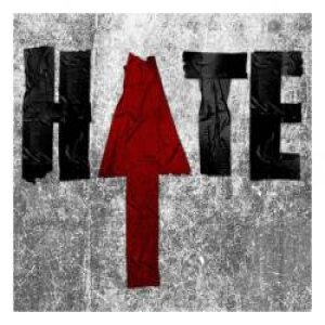 Hawthorne Heights - Hate cover art
