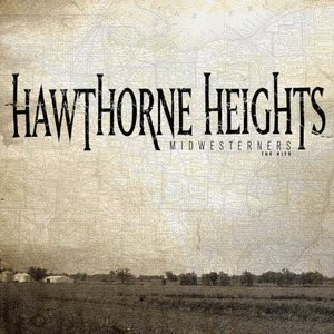 Hawthorne Heights - Midwesterners: the Hits cover art