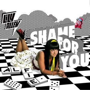 Lily Allen - Shame for You cover art