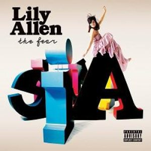Lily Allen - The Fear cover art