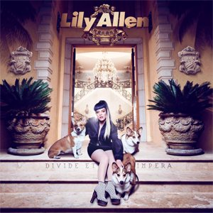 Lily Allen - Sheezus cover art