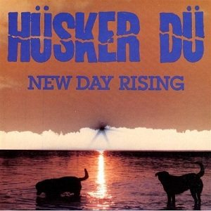 Hüsker Dü - New Day Rising cover art