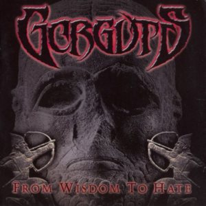 Gorguts - From Wisdom to Hate cover art