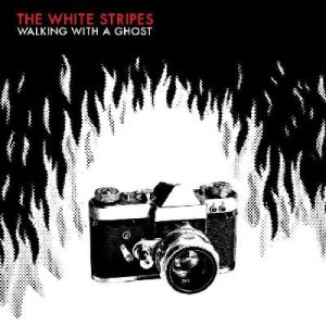 The White Stripes - Walking With a Ghost cover art