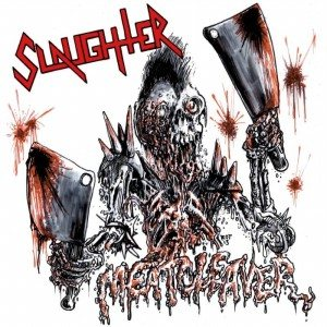 Slaughter - Meatcleaver cover art