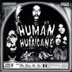 Pentagram - Human Hurricane cover art