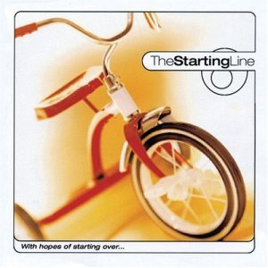 The Starting Line - With Hopes of Starting Over... cover art