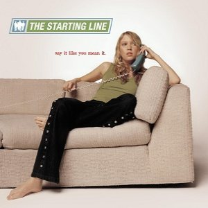 The Starting Line - Say It Like You Mean It cover art