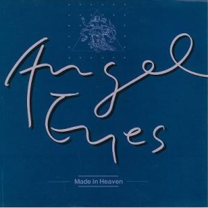 Angel Eyes - Made in Heaven cover art