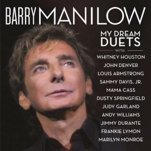 Barry Manilow - My Dream Duets cover art