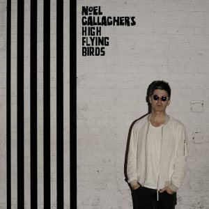 Noel Gallagher's High Flying Birds - Chasing Yesterday cover art