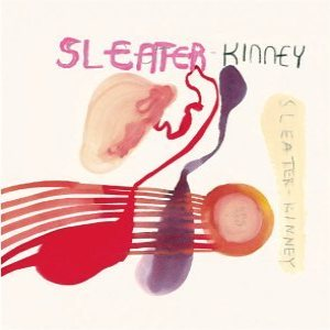 Sleater-Kinney - One Beat cover art