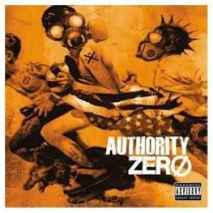 Authority Zero - Andiamo cover art