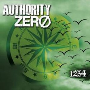 Authority Zero - 12:34 cover art