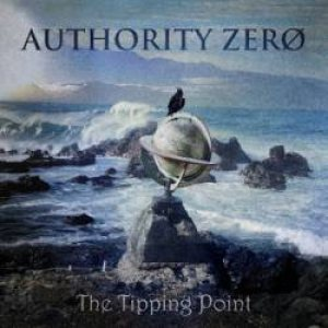 Authority Zero - The Tipping Point cover art
