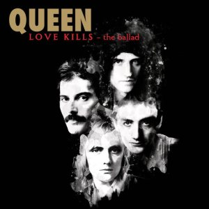 Queen - Love Kills cover art