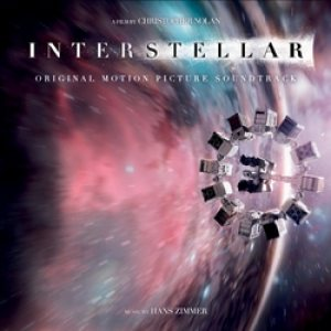 Hans Zimmer - Interstellar cover art