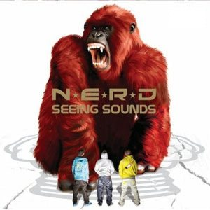 N.E.R.D - Seeing Sounds cover art