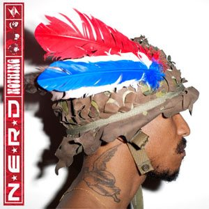 N.E.R.D - Nothing cover art