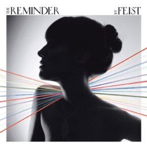 Feist - The Reminder cover art