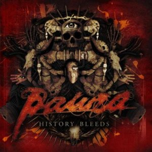 Paura - History Bleeds cover art