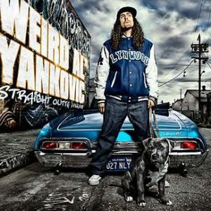 """Weird Al"" Yankovic - Straight Outta Lynwood cover art"