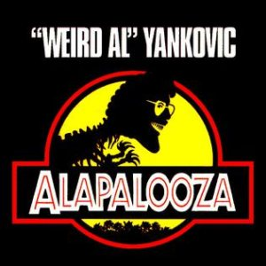"""Weird Al"" Yankovic - Alapalooza cover art"