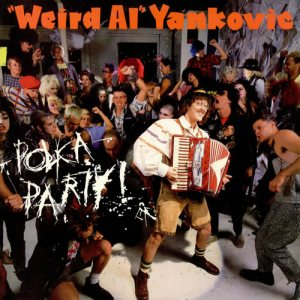 """Weird Al"" Yankovic - Polka Party! cover art"