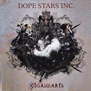Dope Stars Inc. - Gigahearts cover art