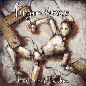 Finger Eleven - The Greyest of Blue Skies cover art