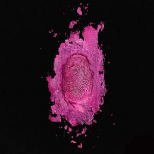 Nicki Minaj - The Pinkprint cover art