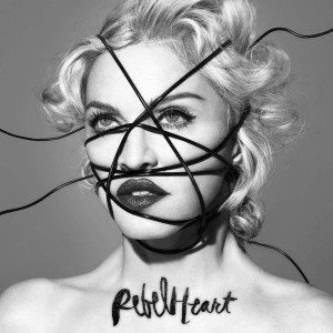 Madonna - Rebel Heart cover art