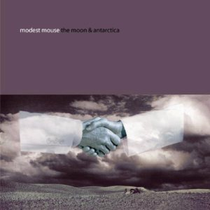 Modest Mouse - The Moon & Antarctica cover art