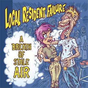 Local Resident Failure - A Breath of Stale Air cover art