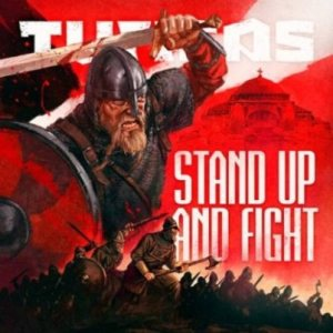 Turisas - Stand Up and Fight cover art