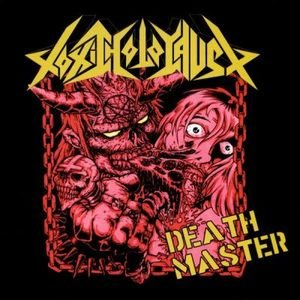 Toxic Holocaust - Death Master cover art