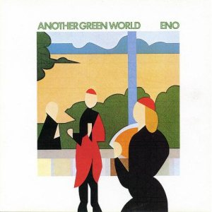 Brian Eno - Another Green World cover art