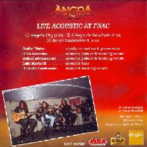 Angra - Live Acoustic at FNAC cover art