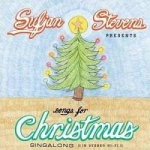 Sufjan Stevens - Songs for Christmas cover art