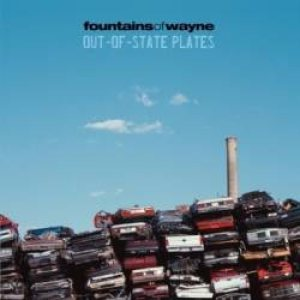 Fountains of Wayne - Out-of-State Plates cover art