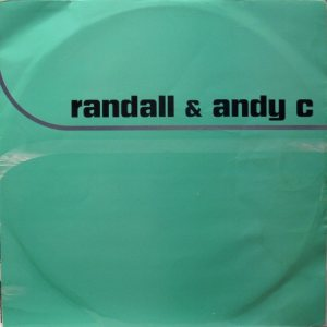 Randall / Andy C - Sound Control / Feel It cover art