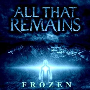 All That Remains - Frozen cover art