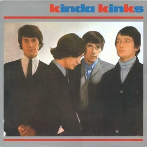 The Kinks - Kinda Kinks cover art