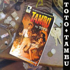 Toto - Tambu cover art