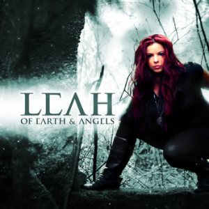 Leah McHenry - Of Earth & Angels cover art