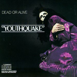 Dead Or Alive - Youthquake cover art