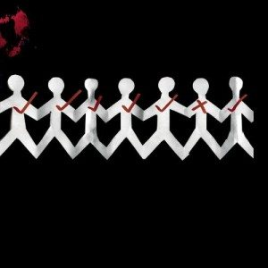 Three Days Grace - One-X cover art
