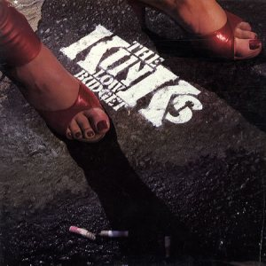 The Kinks - Low Budget cover art