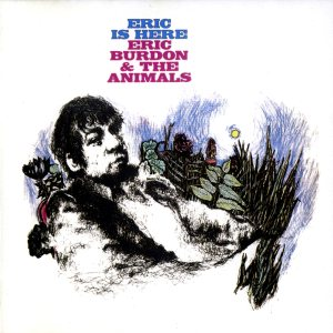 The Animals - Eric Is Here cover art
