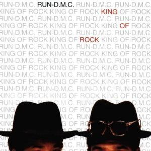 Run–D.M.C. - King of Rock cover art